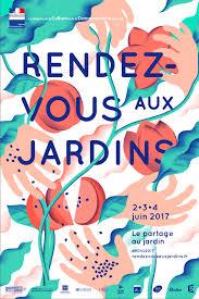 1er week-end de Juin RENDEZ-VOUS NATIONAL DES JARDINS
