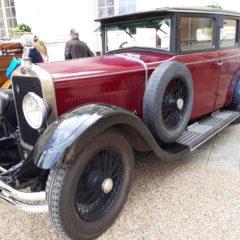 30 mai 2019, AGE D'OR Exposition de voitures anciennes